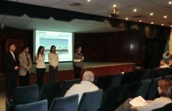 Promoción de SARSEV en el marco del primer curso SSP del año 2011