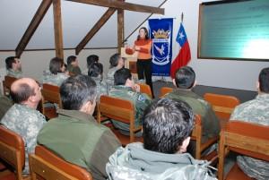 SARSEV se presenta en Punta Arenas