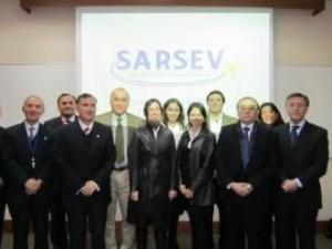 Primera Reunión de Trabajo Comité SARSEV